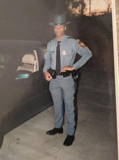 Sturdifen retires after 23 years with Virginia State Police