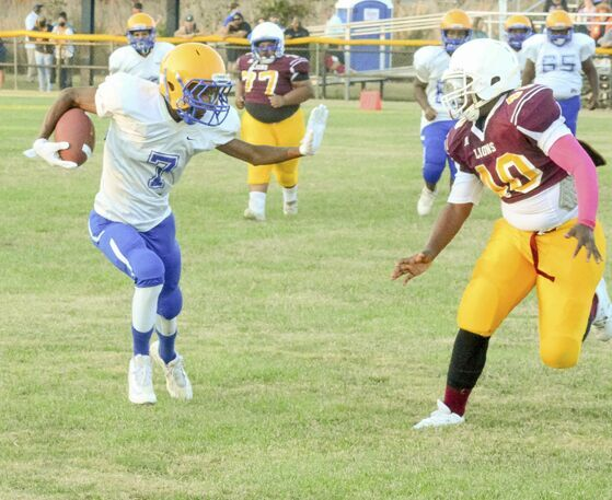 Cougars Celebrate Homecoming with 30-16 Win