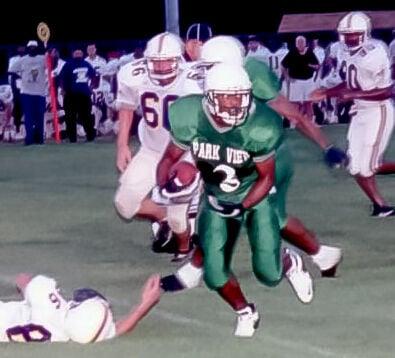Tromaine Moore Was a Multi-Sport Standout