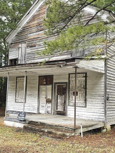 """Preserving Bracey's History; Local group aims to restore """"Old Town"""""""