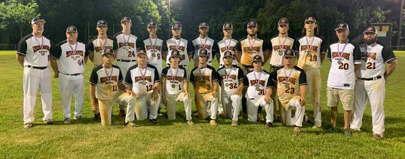 Mecklenburg Captures Dixie Baseball Majors State Crown
