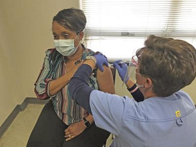 Frontline workers nervous, confused as Virginia vaccine numbers lag behind