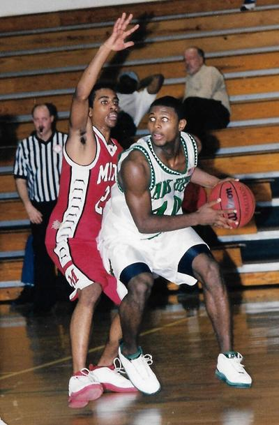 Haskins Earned Co-POY Honors in '03