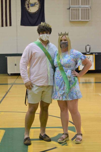 Kenston Forest crowns Homecomng King and Queen