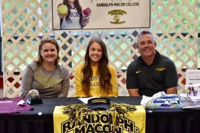 Sadler Signs With Randolph-Macon College