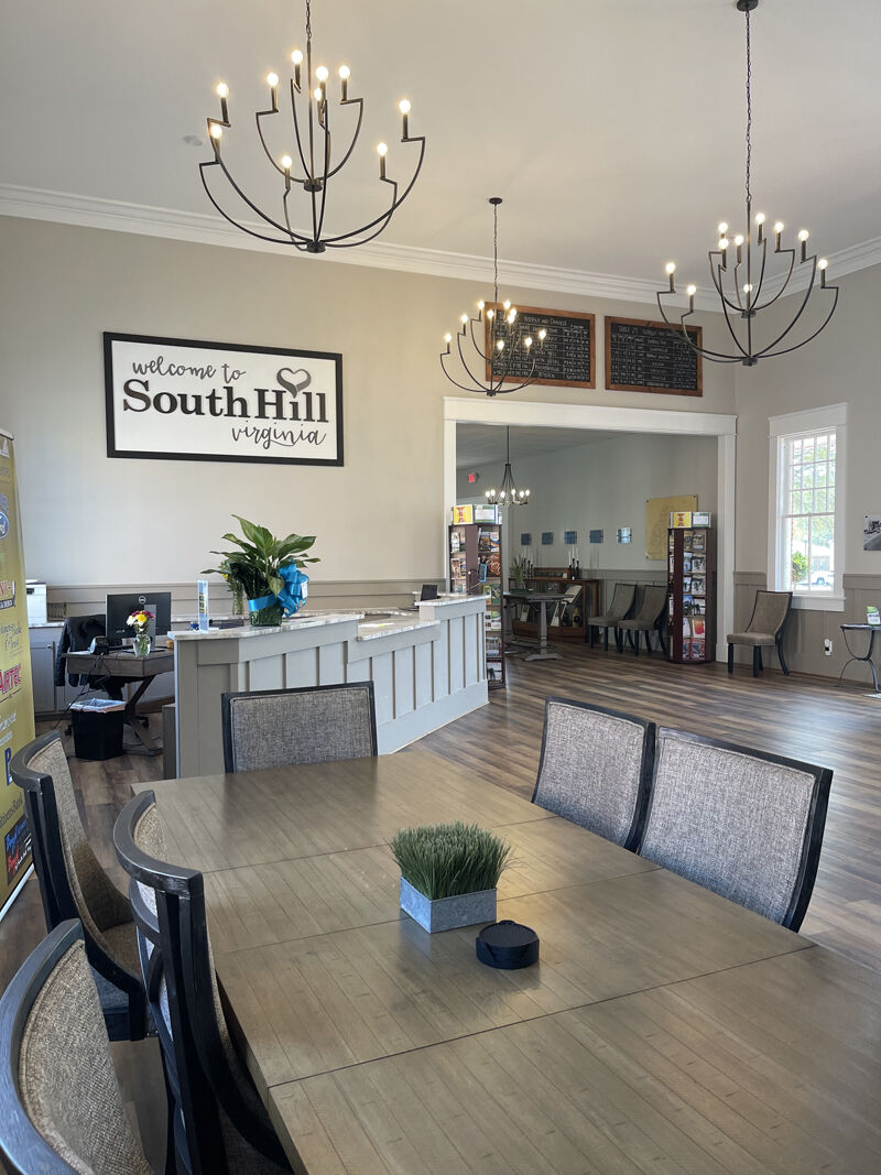 Chamber offers special look at newly remodeled depot