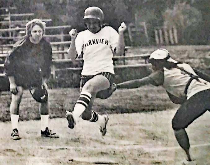 PV Softball Advanced to Regional Title Game in '78