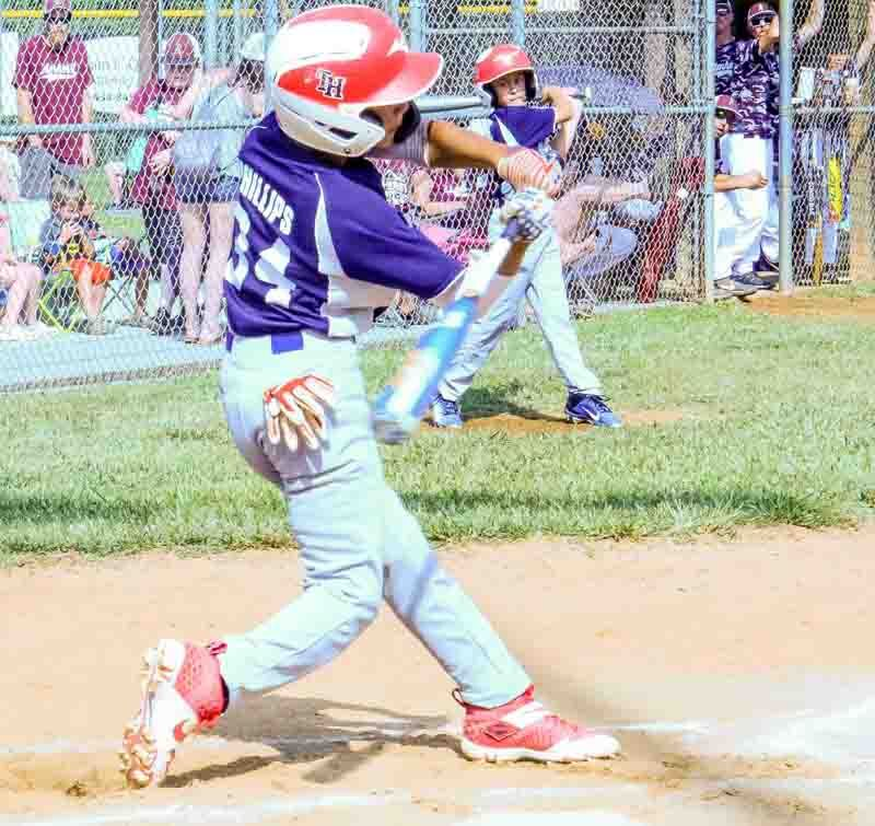South Hill Headed to Dixie Youth World Series; Captures First State Title Since '73