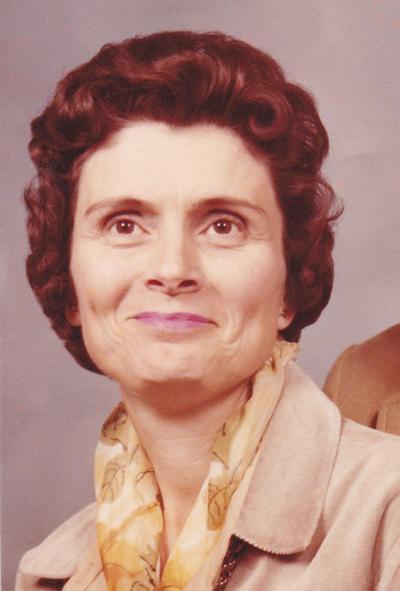 Mrs. Mary Gee Wilson