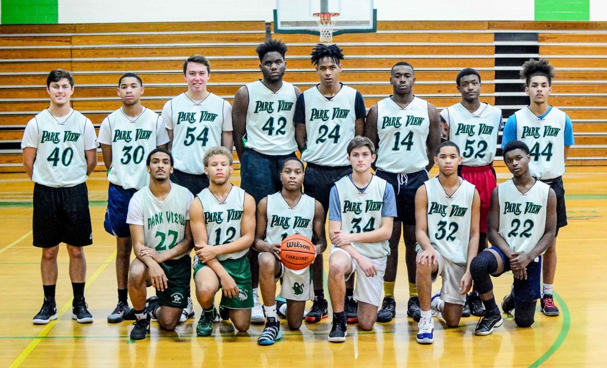 The Park View High School varsity basketball team
