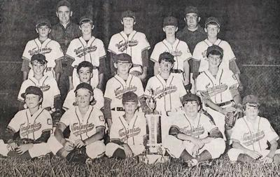 1973 Team Won South Hill's First DY State Title