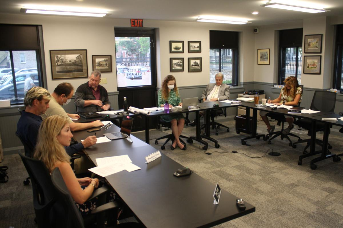 Lewisburg council again meeting in-person