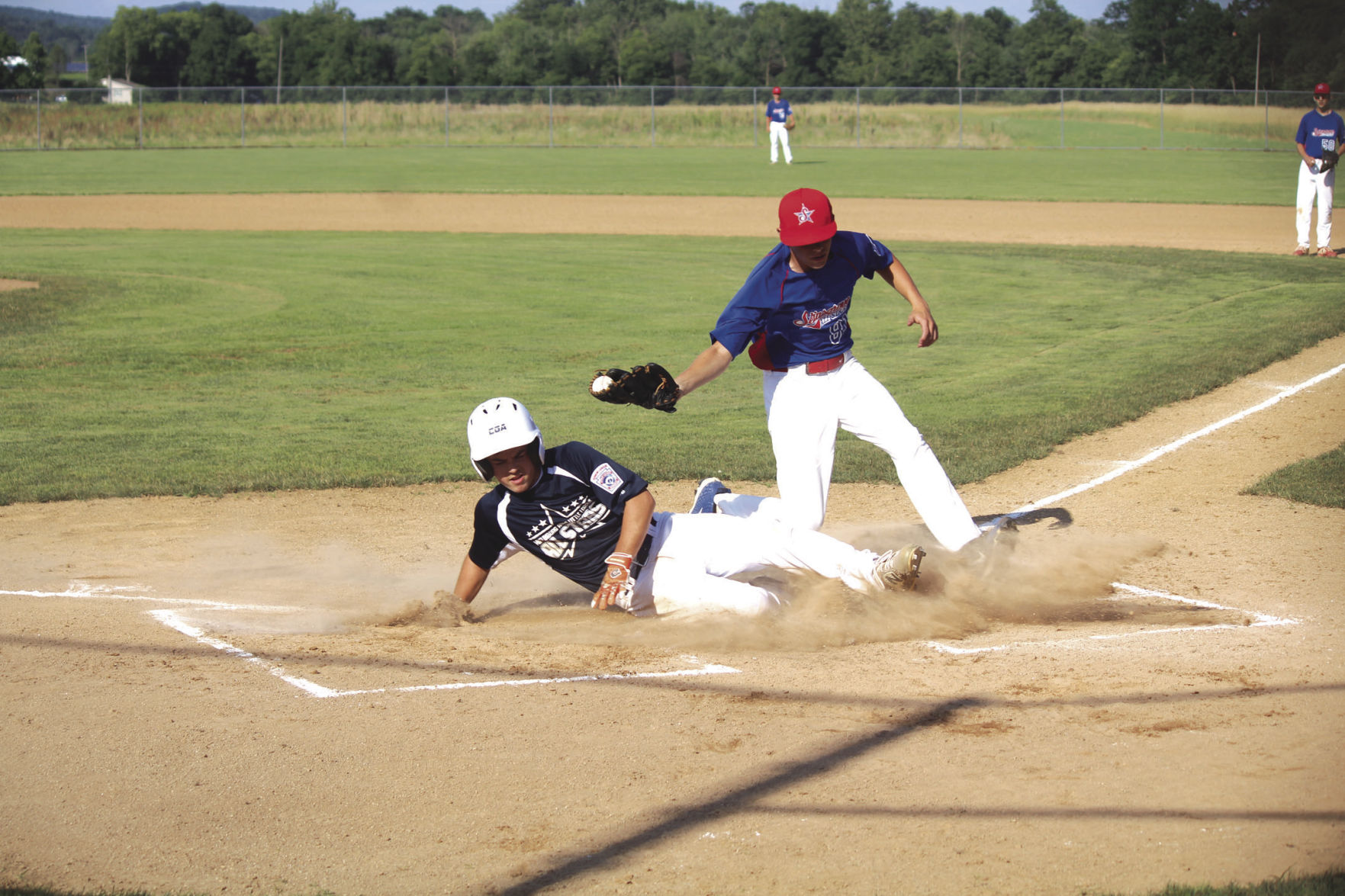 Mifflinburg Juniors force decisive game 3
