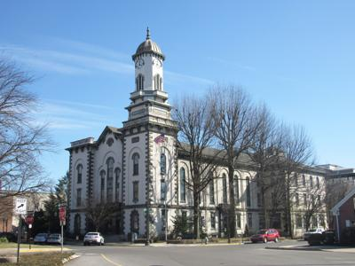 Northumberland County Courthouse