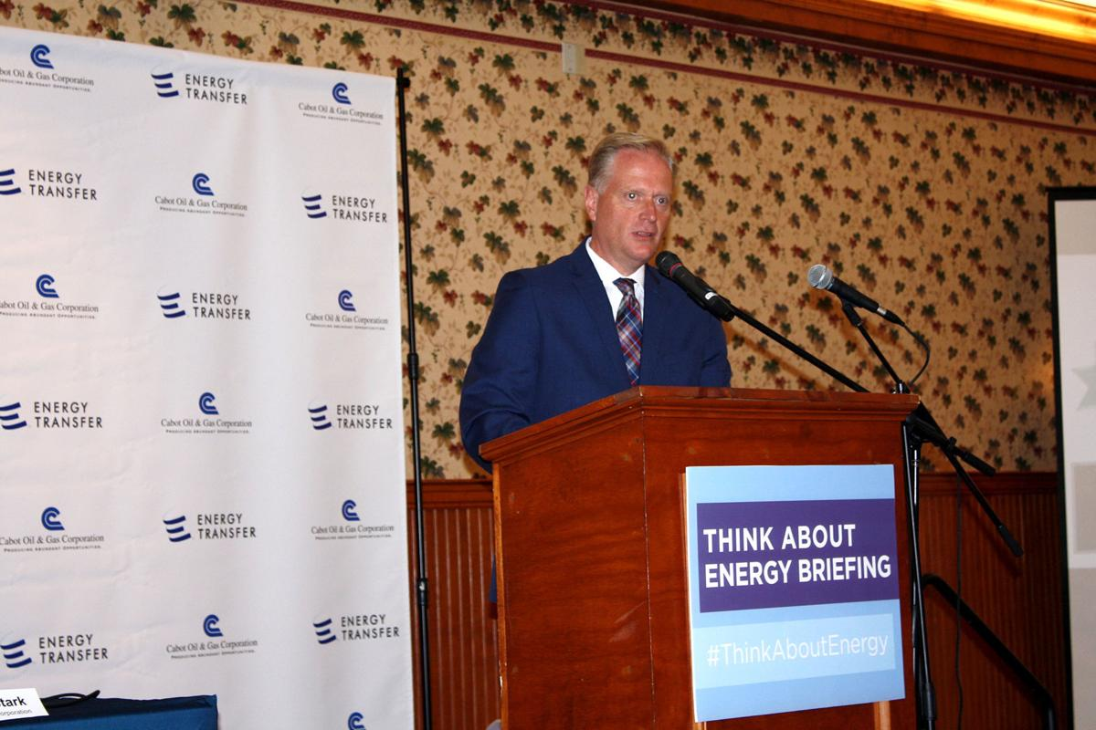 Energy briefing hears from Congressman