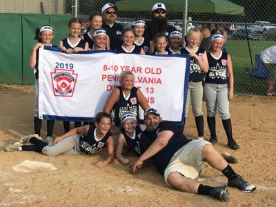 Mifflinburg 8-9-10 Division All-Star team