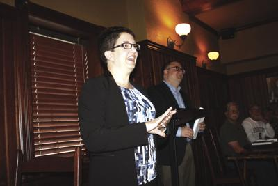 Democrats recommend Rager-Kay in 85th