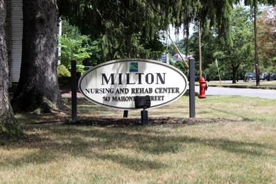 Nursing center violations announced