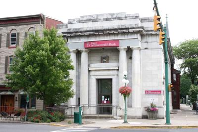 Bank building sale completed