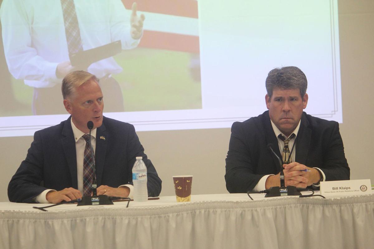 Keller hears from veterans service officers