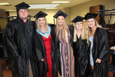 Milton graduation