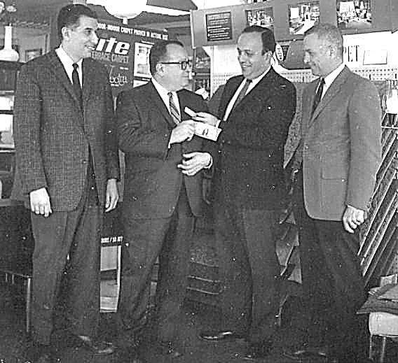 Milton businessman remembered