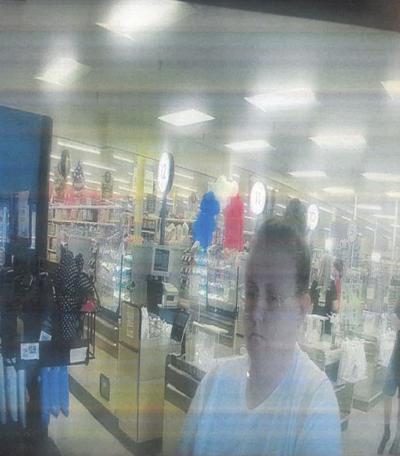 Police seeking information on theft suspect
