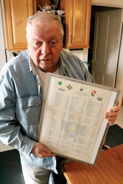 Brown saw action with the 4th Infantry | Local News | standard