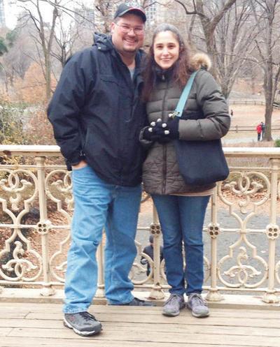 Allen Baker and Jill Turnbaugh