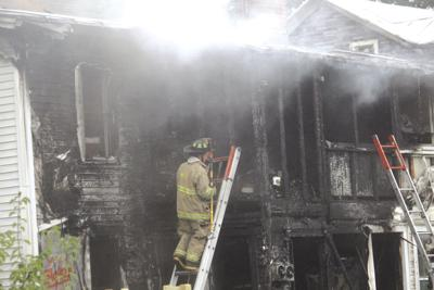 Mifflinburg fire leaves 2 families homeless