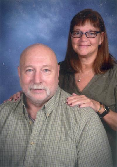 Larry and Stephanie Young