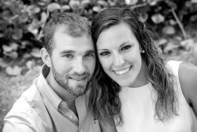 Justin Morris and Kristin Keiser