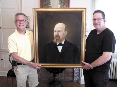 shimer portrait donated local news