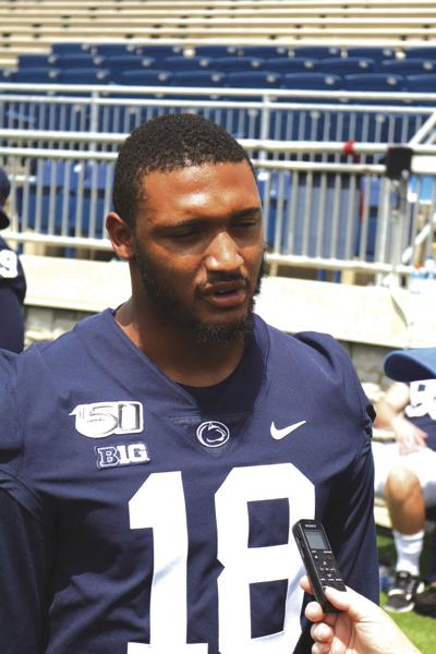 Penn State DE Toney poised for breakout season