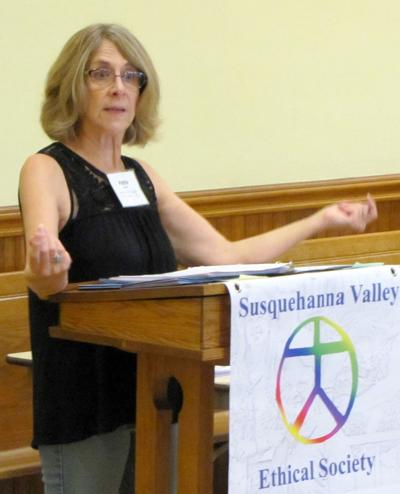 SV Ethical Society online meetings add humor to the mix