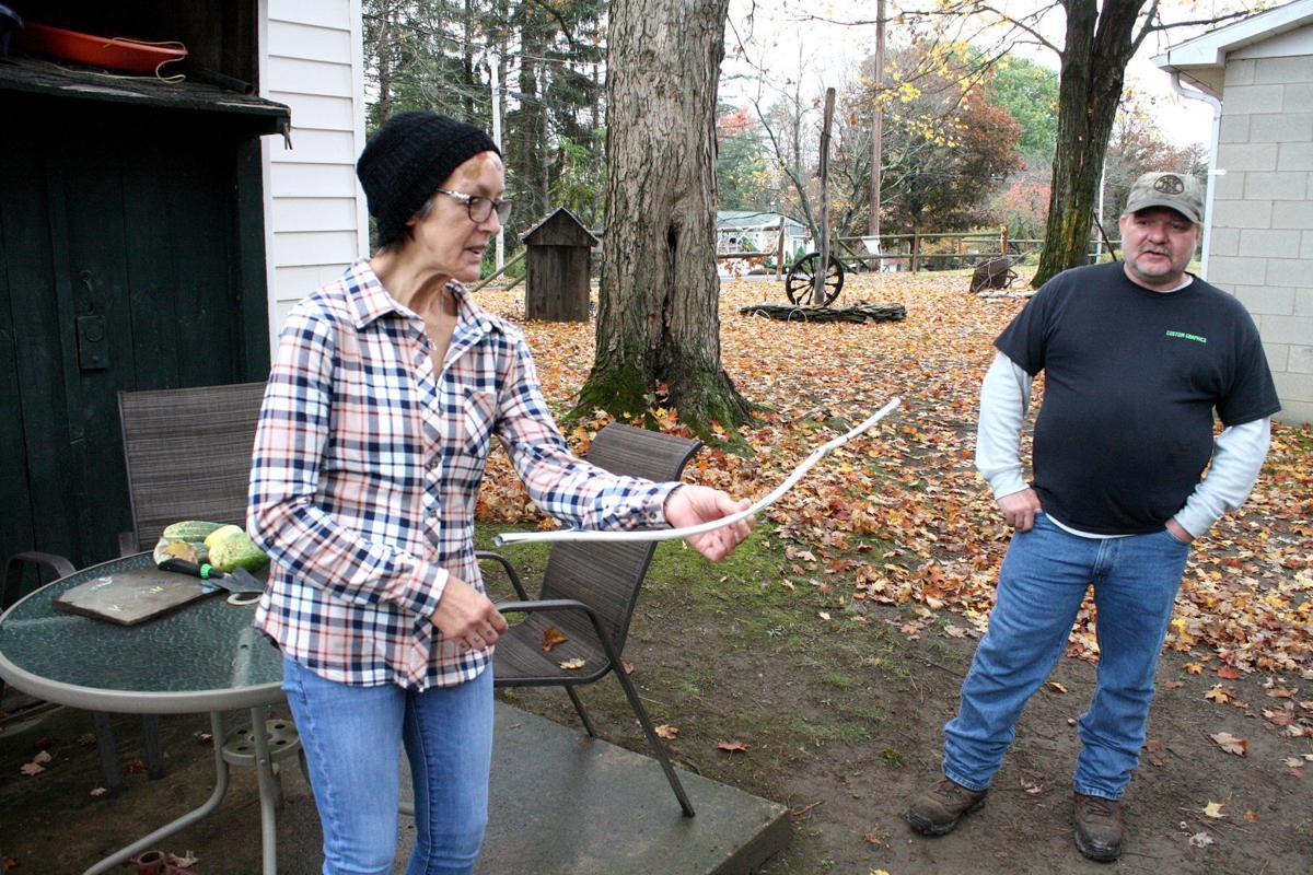 Muncy Creek Township couple, and dog, fight bear again
