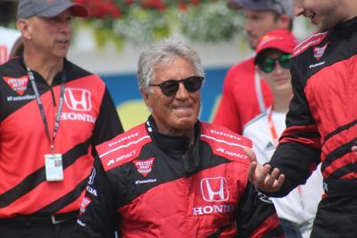 Andretti hopeful of Pocono return
