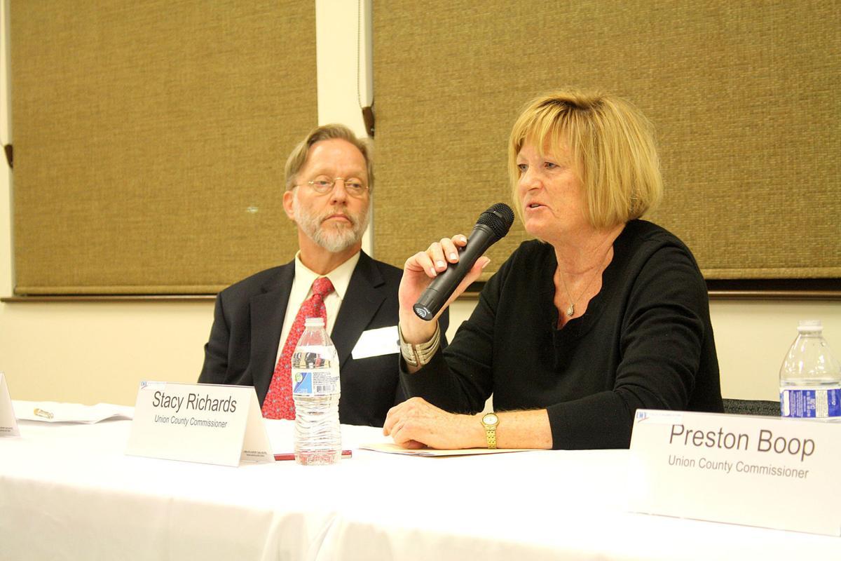 UC commissioner candidates debate