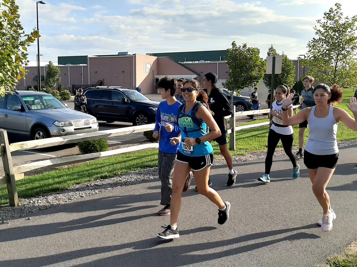 Local runner completes 12th Boston Marathon virtually