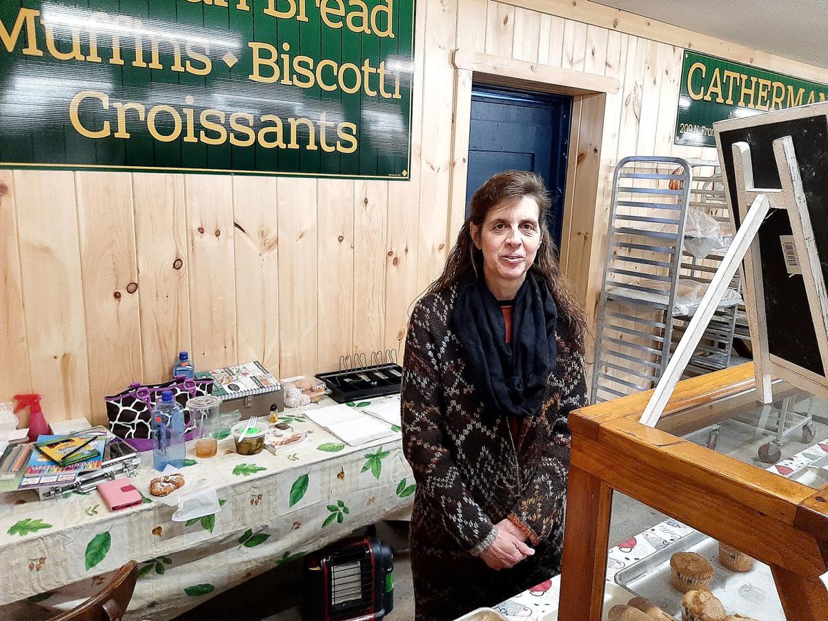 Farmers Market vendor had a good day