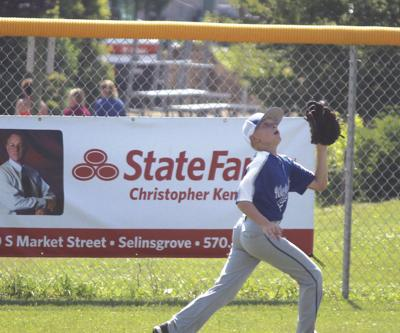 Warrior Run Little Leaguers edge Mifflinburg