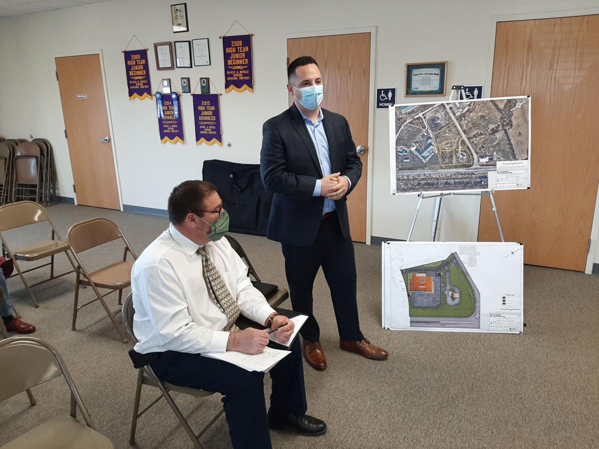 Kelly Township Zoning Hearing Board hold hearing
