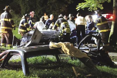 1 killed in I-80 crash