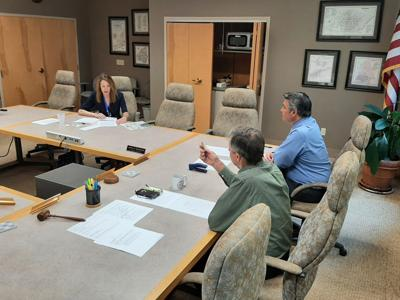 Agency leader has request for Union County commissioners
