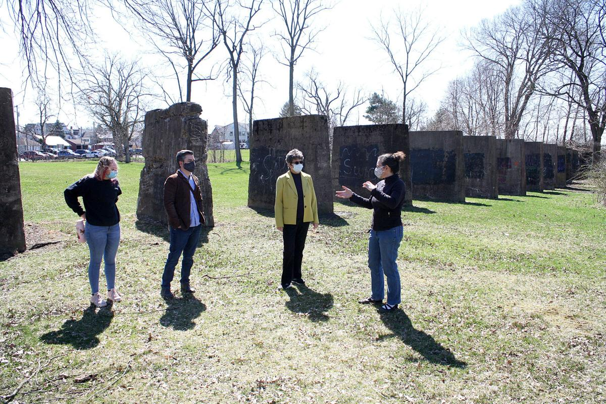 Lewisburg's 'Stonehenge' area a fertile ground
