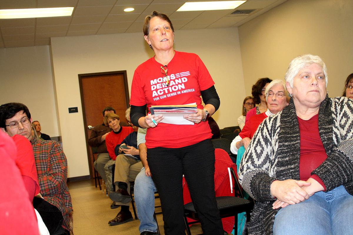 EBT hears from both sides of Second Amendment debate