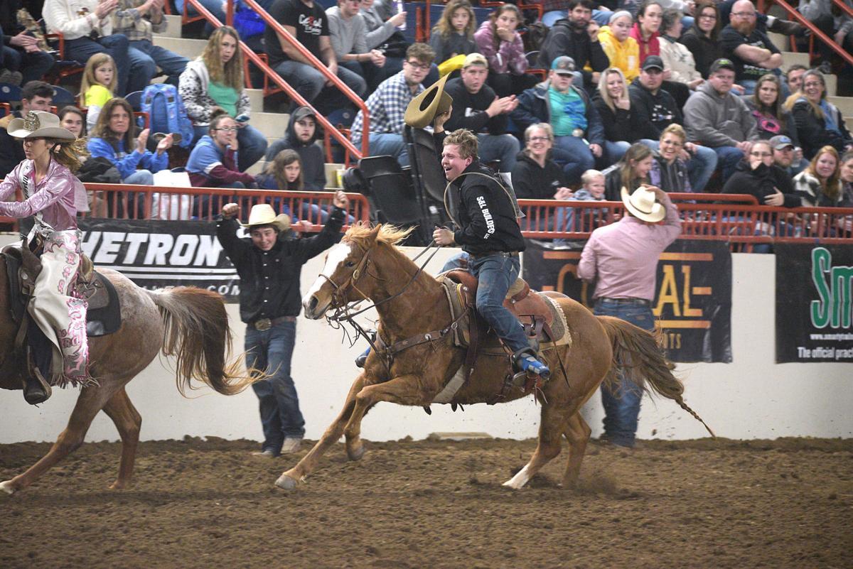 Kilgus takes top farm show honors
