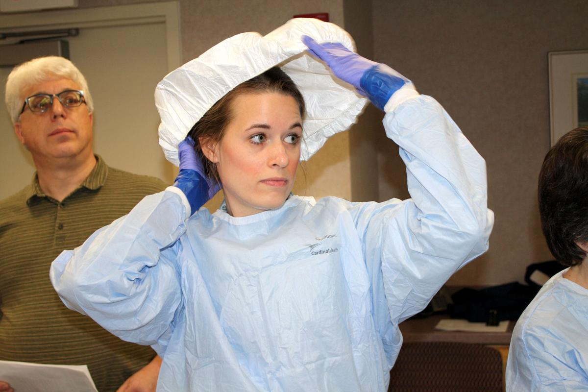 Evangelical prepares for infectious disease outbreak