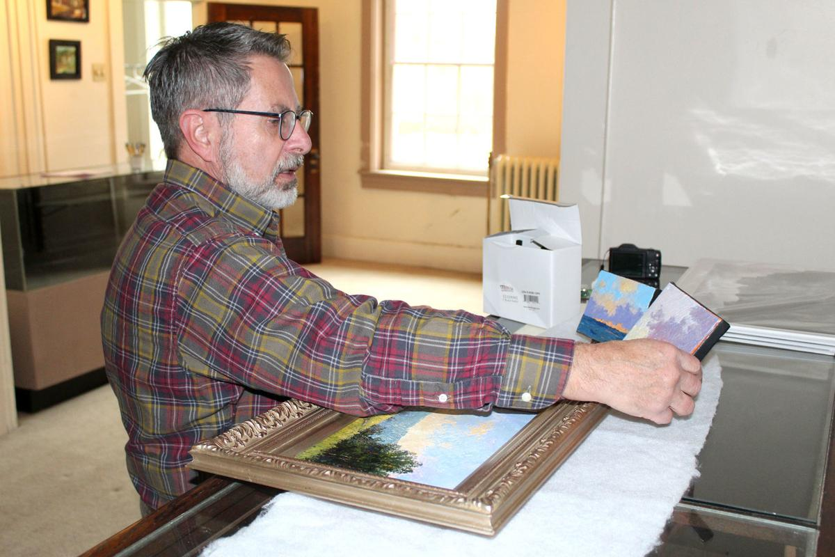 Historical society to feature local artists