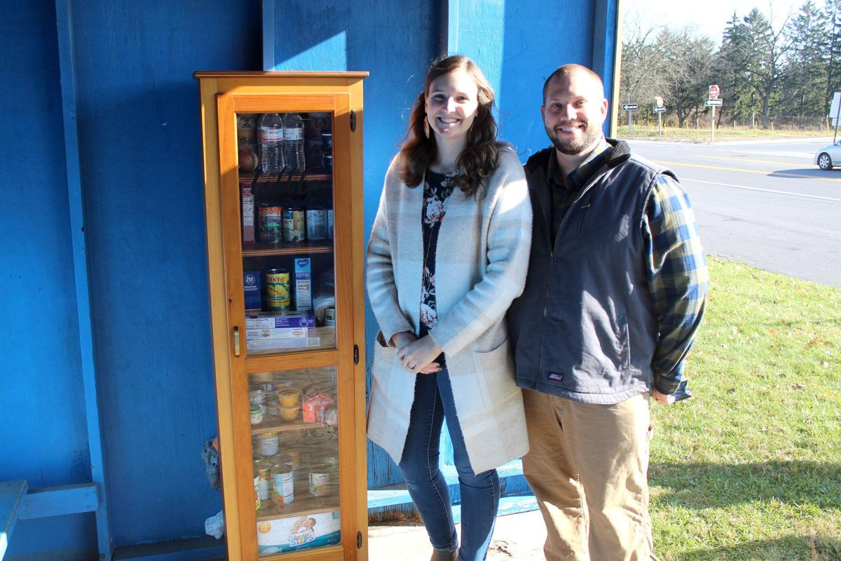 Little pantry serving the community